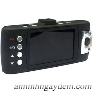 camera hanh trinh HD CAR DVR X6 GPS
