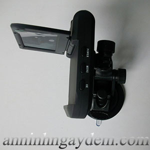 camera hanh trinh HD Car DVR F60 GPS