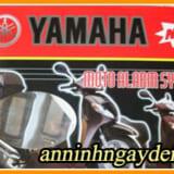 Khóa chống trộm xe máy Yamaha