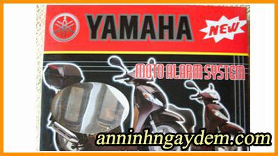 khoa chong trom xe yamaha