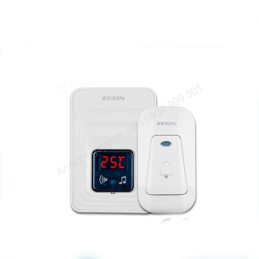 Smart-home-plug-in-doorbells-waterproof-wireless